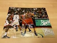 Thaddeus Young Chicago Bulls Nets Pacers Autographed Signed 8X10 Photo W/COA