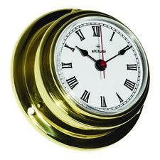 Horloge Laiton Chrome Argent Marque Foresti E Suardi FS2150.C
