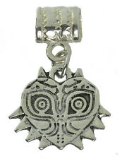 New THE LEGEND OF ZELDA Sterling Silver .925 jewelry bead charm Majora's Mask