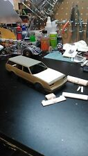 87buick grand national wagon resin body