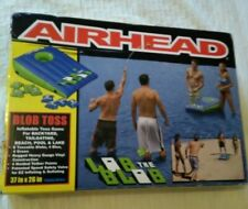 Airhead Lob The Blob Cornhole Toss Game Floating for Lake Tailgating Pool Beach
