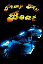 PIMP MY Boat (Blue) LED Lighting Kit DIY with Red & Green Navigation lights