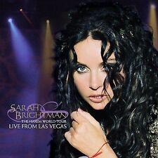 Sarah Brightman : Live from Las Vegas - The Harem World Tour CD (2004)