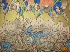 MOYEN AGE / Chimie & Alchimie, Chirurgie, Manuscrits, Peinture des Manuscrits