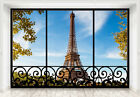 CARTA DA PARATI FOTO MURALE PAESAGGIO DI CITTÀ gigantesco muro decorativa parete