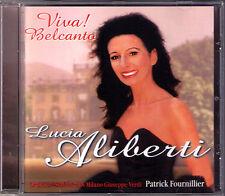 Lucia ALIBERTI: VIVA! BELCANTO Donizetti Rossini Mascagni Meyerbeer Verdi Arditi