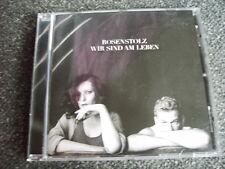 Rosenstolz-Wir sind am Leben CD-Made in Germany