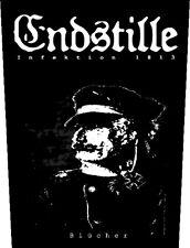 Endstille - Infektion 1813 Cover - Backpatch Rückenaufnäher Aufnäher - Neu #151