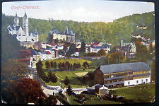 LUXEMBURG~Luxembourg~1900's CLERF  -  CLERVAUX  ~ No. 7 W. Capus