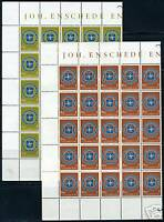 LUXEMBOURG NATO SHEETS  SC#349/50,MICHEL#604/5  MINT NH