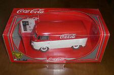 1993 COCA COLA COKE  1966 VW VOLKSWAGON COMBI DIE CAST - REF. 9508