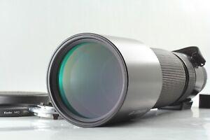 NEAR MINT TAMRON SP TELE 200-500mm f5.6 31a MF LENS ADAPTALL2 NIKON F