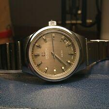 1970 Zenith Defy Automatic. Original bracelet.