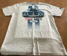 FORD GTHO TEE SHIRT XY XW FORD FALCON GT MUSCLE CARS 351 SUPER ROO SIZE 3XL