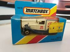 MATCHBOX - FORD VAN - PEPSI-COLA - SMALL SCALE TOY   - 'RARE BOXED'- 1988 - MB38