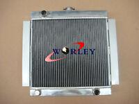 3 Row For Ford Escort Mk1 Mk2 RS2000 Aluminum Radiator Manual MT 1968-1980 69 70