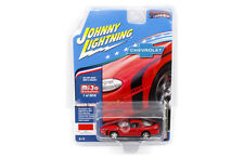 JOHNNY LIGHTNING MIJO EXCLUSIVES 2002 CHEVY CAMARO ZL1 427 MUSCLE CARS IN RED