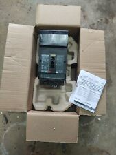 Square D Hj36080 power pact 80 A 3P I line breaker. No reserve