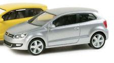 HO 1:87 Herpa VW Polo 3Door Hatchback - Metallic Silver