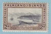 FALKLAND ISLANDS 68  MINT HINGED OG * NO FAULTS EXTRA FINE!