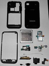 Samsung Galaxy S I9000 Konvolut Ersatzteile Akku Gehäuse Kamera Homebutton
