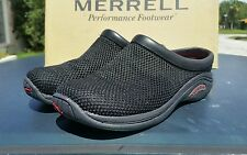 WOMENS MERREL MOC MESH SLIDES SZ 8 M
