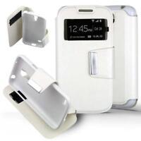 Housse Etui Folio Samsung Galaxy S4 Mini Protection intégrale