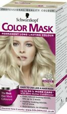 Schwarzkopf 910 Color Mask Permanent Hair Colourant -  Pearl Blonde.
