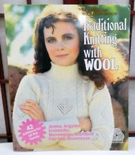 Traditional Knitting with Wool Austrailian 42 Patterns for the Family