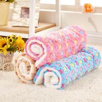 Haustier Hund Katze Sich ausruhen Decke Polster Bett Weich Warm Schlafen Matte