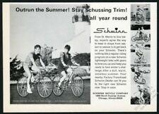 1968 Schwinn Twinn tandem Sting Ray Varsity Unicycle bike 6 photo vintage ad