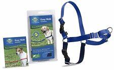 PetSafe Easy Walk Dog Harness Adjustable High-Quality Nylon Safe Large Blue