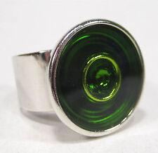 Runde Modeschmuck-Ringe aus gemischten Metallen für Damen