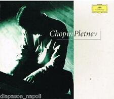 Chopin: Mikhail Pletnev - CD