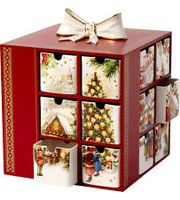 Villeroy & and Boch Christmas Toys Memory Advent Calendar BOXED NEW