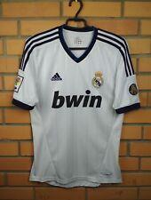 Real Madrid jersey SMALL 2012 2013 home shirt X21987 soccer football Adidas