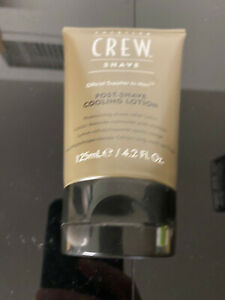 AMERICAN CREW POST SHAVE COOLING LOTION 4.2oz