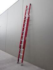 Fibreglass Extension Step Ladder 4.4M / 7.7M  Austalian standard 120KG Blue