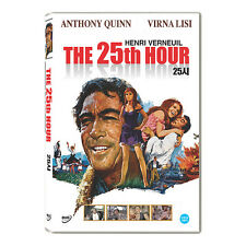 The 25th Hour, La Vingt (1967) DVD - Anthony Quinn(*NEW *All Region)