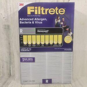 3M Filtrete True HEPA Room Air Filtration Filter Type R Honeywell HPA200 (BWM)