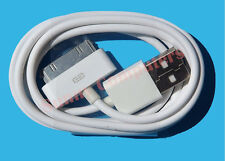 Apple Original USB Data Sync Charger Cable for iPhone 4 4S 3 3GS iPad 3 2 iPod