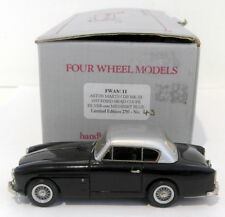 Four Wheel Models 1/43 Scale FWAM11 - 1957 Aston Martin DB Mk2 F/Head Coupe