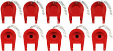 """(10-Pack) Korky 2001C3 Plus 2"""" Toilet Tank Flappers (Contractor pack)"""