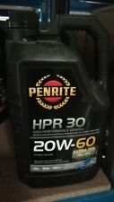 SALE- PENRITE ENGINE OIL HPR 30 20W-60 HIGH PERFORMANCE X1 5 Litre