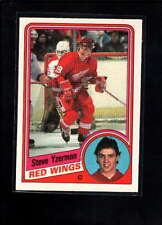 1984-85 O-PEE-CHEE #67 STEVE YZERMAN ROOKIE RC NM+ F2031
