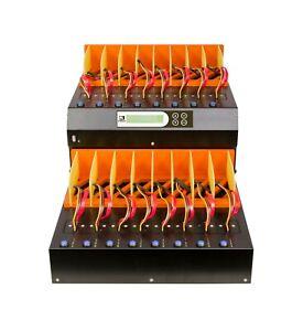 Ureach 1:15 SAS/SATA Hard Drive HDD/SSD Duplicator/Eraser 18GB/Min MTS1600-SAS