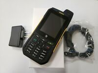 Sonim XP6 XP6700 AT&T Black/Yellow GSM Global Unlocked Excellent Minor Issue.