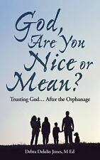 God, Are You Nice Or Mean?: Trusting God . . . After The Orphanage: By Debra ...