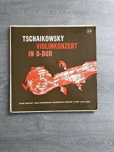 Dutch Philharmonisch Orchestra -Tschaikowsky 10 Inch vinyl LP