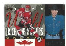 Complete Your Set 1994-95 Upper Deck Hockey 250-inserts
